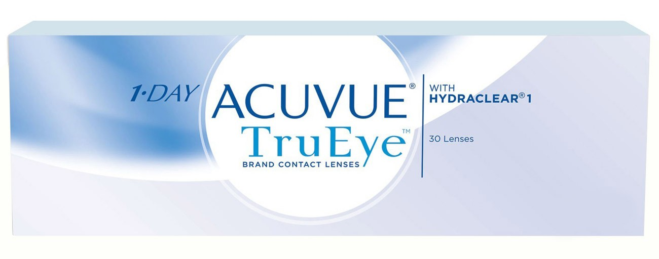 ACUVUE One Day 1-DAY TruEye (30 блистеров)